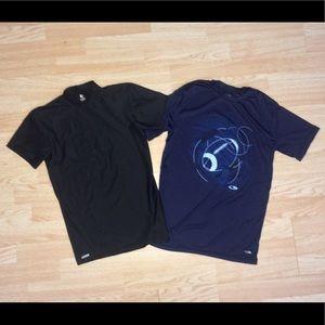 Bundle Boys Active Dri-fit T-shirts M L 10-12